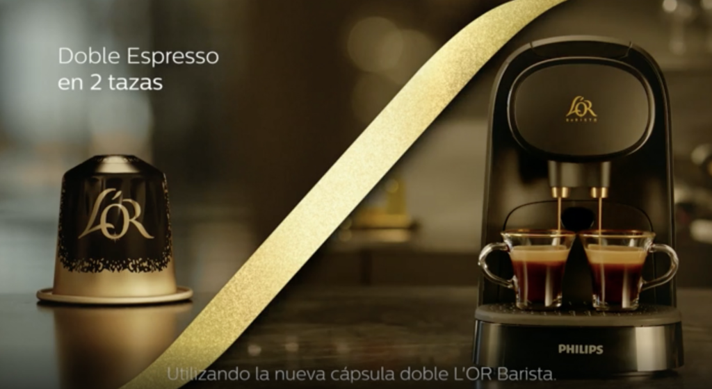 Philips L'OR LM8012/60 Barista