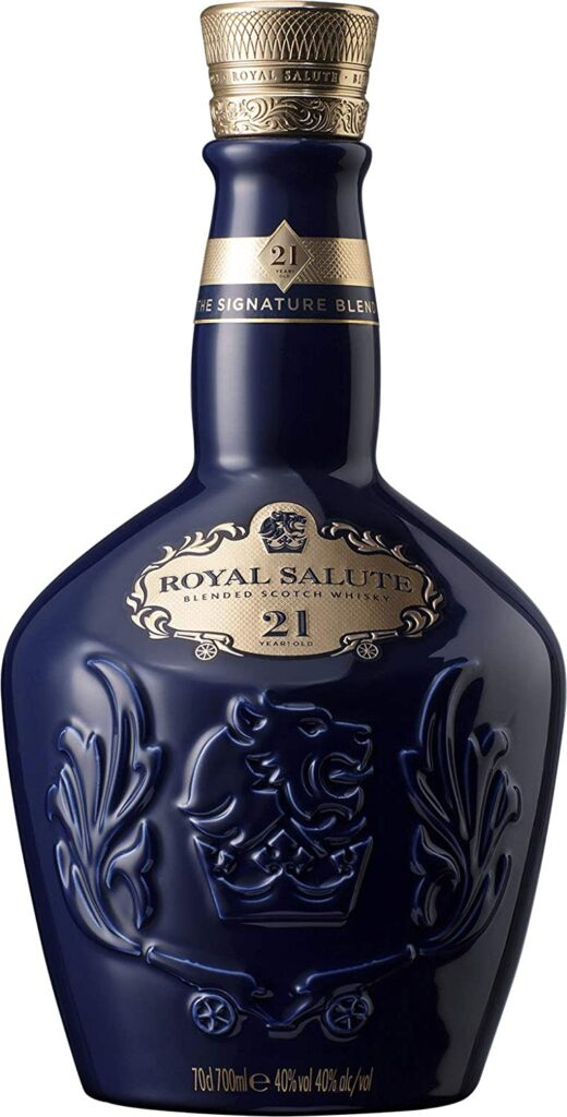 Chivas Regal Royal Salute Whisky Escocés de Malta