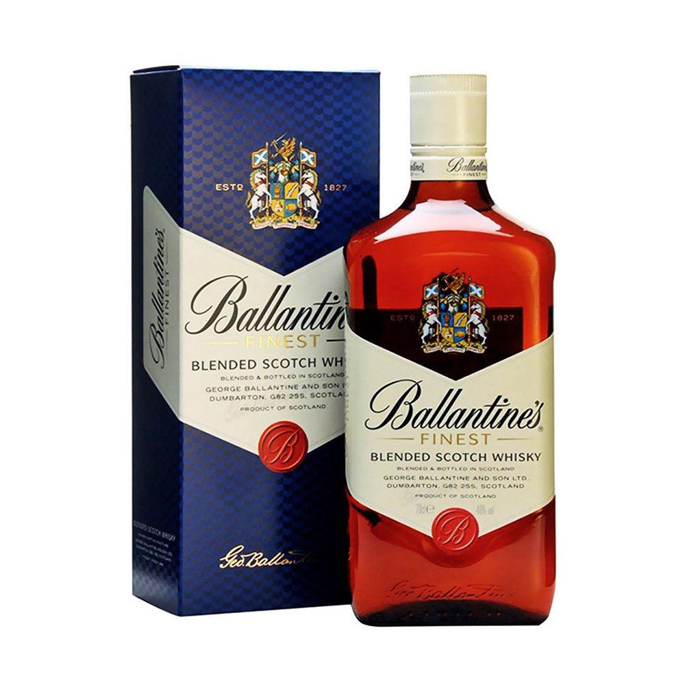 Ballantines Litro Blended Scotch Whisky