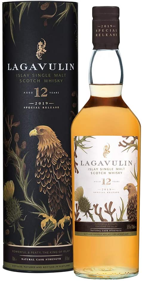 Lagavulin Whiskey 2019 Special Release 12 Años